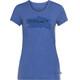 VAUDE Cyclist III T-Shirt Donna blu